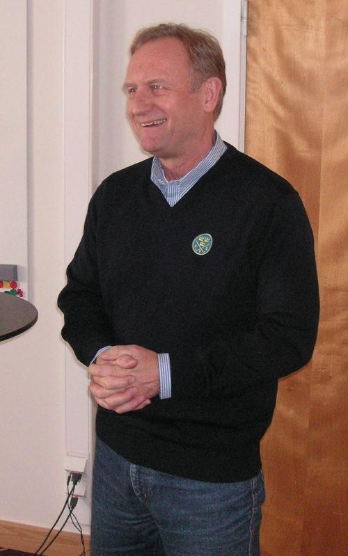 Stefan Bengtsson, SGF