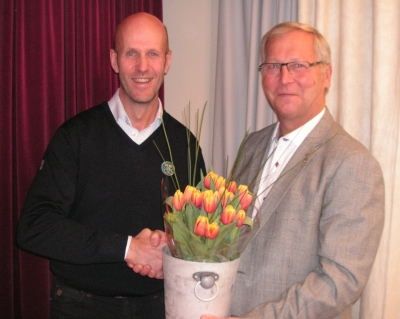 Gunnar Håkansson och Mikael Larsson