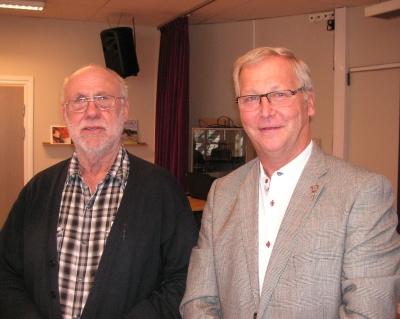 Rolf Johansson, Stallarholmen, Silvermärke