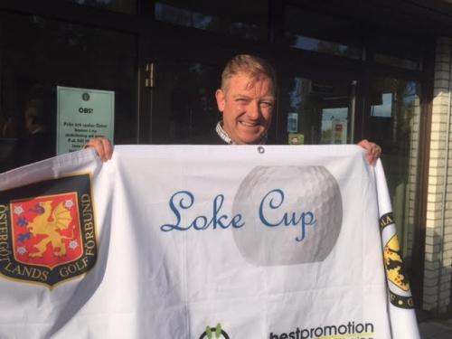 Gary Cosford inför Loke Cup