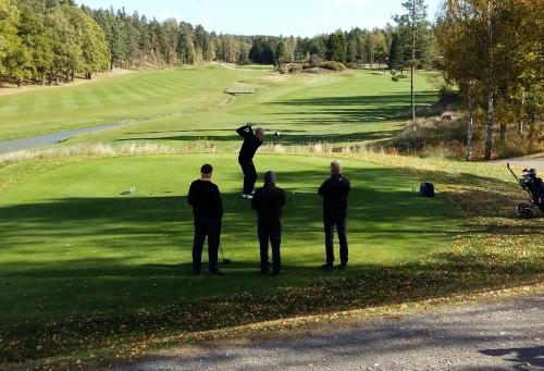 Ordförandekonferensen 2016_Golfspel