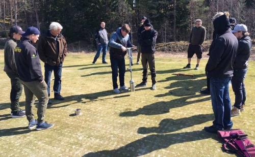 Golfbaneskötsel_kurs