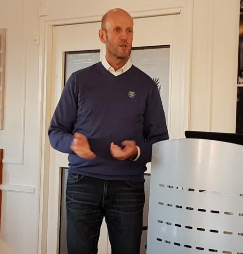 Gunnar Håkansson, Förbundschef