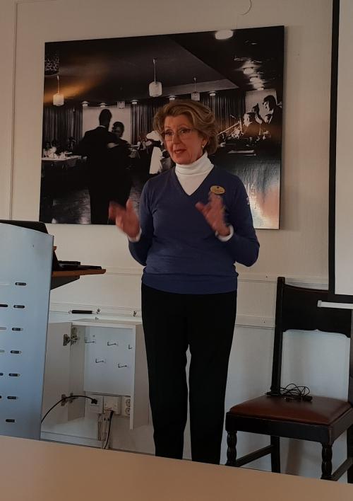 Astrid Wennberg-Dicander, SGF's Valberedning